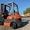 Вилочный автопогрузчик/автонавантажувач  Toyota с мачтой 5 метров #1697968