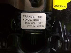 Б/у подушка airbag водителя 8200071205B Renault , Рено , - Изображение #2, Объявление #1660352