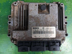 Б/у блок управления двигателем для Renault Laguna 2 0281011723, 8200311539,  - Изображение #1, Объявление #1660096