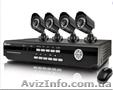 Подбор и установка  видеонаблюдения