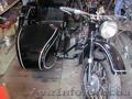 мотоцикл урал м72