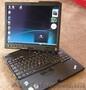 Европейский планшет-ноутбук IBM X61_tablet(как новый) 12