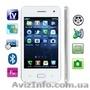 Дешевый Samsung Galaxy Ace GT-9220i (белый)