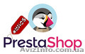 Интернет–магазин на CMS Prestashop за 250$