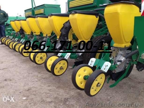 Harvest 560 Сеялка 8-ми рядная с доставкой, Объявление #1466695