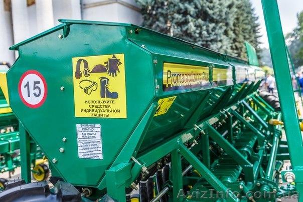 Сеялка зерновая Harvest 540 с доставкой, Объявление #1466687