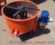 Бетоносмеситель для принудительного перемешивания бетона и растворов на 150 л