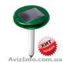 Купить универсальный отпугиватель на солнечной батарее WK0677